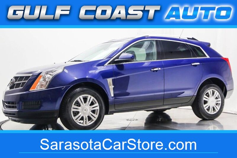 2012 Cadillac SRX LUXURY COLLECTION LEATHER SUNROOF 73K MILES RUNS GREAT !! Sarasota FL