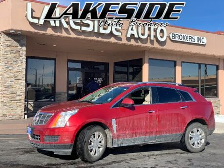2012 Cadillac SRX Luxury AWD Colorado Springs CO