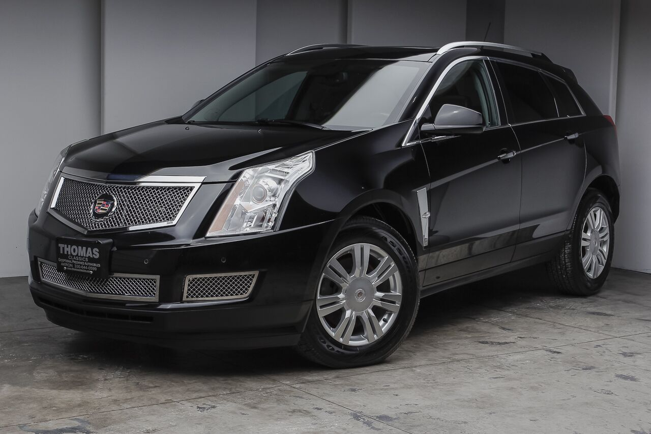 2012 Cadillac SRX Luxury Collection Akron OH