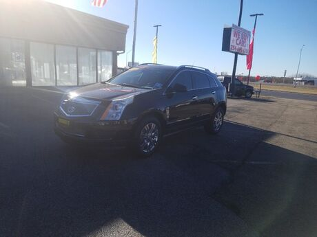 2012 Cadillac SRX Luxury Collection Killeen TX
