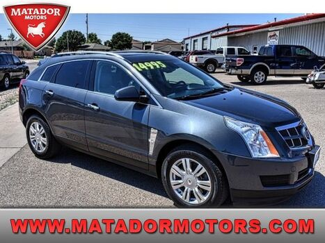 2012_Cadillac_SRX_Luxury Collection_ Lubbock & Wolfforth TX