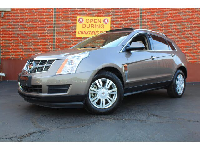 2012 Cadillac SRX Luxury Collection Kansas City KS