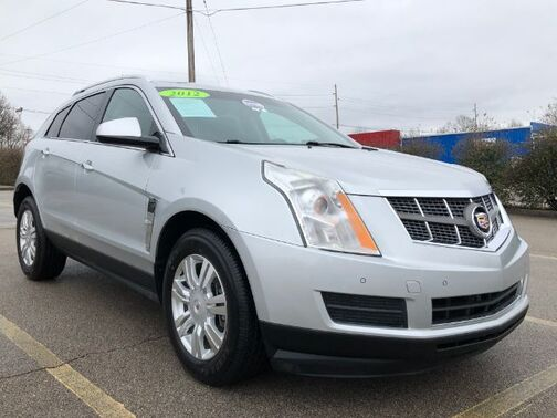 2012_Cadillac_SRX_Luxury_ Frankfort KY