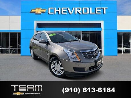 2012_Cadillac_SRX_Luxury_ Goldsboro NC