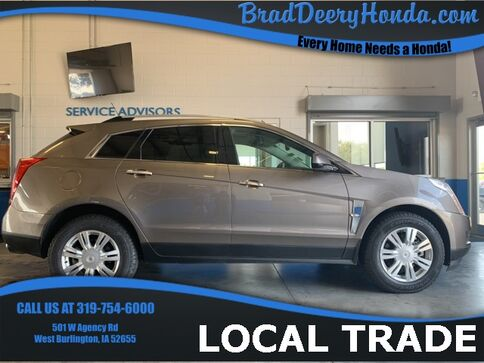 2012_Cadillac_SRX_Luxury_ West Burlington IA