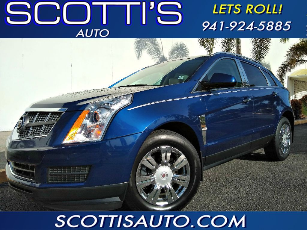 2012 Cadillac SRX ONLY 24K MILES~ LUXURY COLLECTION~ FL VEHICLE~ WELL SERVICED~ AWESOME COLOR~ SUPER LOW MILES!! ONLINE FINANCE AND SHIPPING AVAILABLE! Sarasota FL