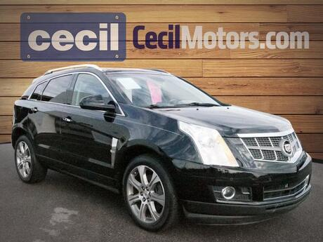 2012 Cadillac SRX Performance Collection  TX