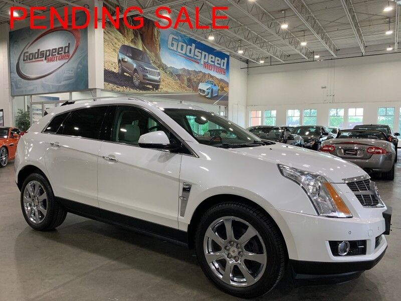 2012_Cadillac_SRX_Performance Collection 50k MSRP_ Charlotte NC