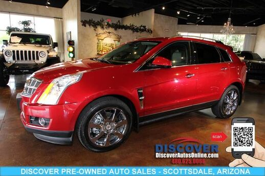 2012 Cadillac SRX Performance Collection AWD SUV Scottsdale AZ