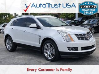 Cadillac SRX Performance NAV BACKUP CAM PANO ROOF LEATHER FULLY LOADED 2012