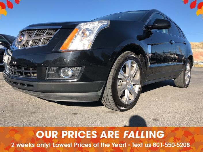 2012 Cadillac SRX Premium Collection Salt Lake City UT