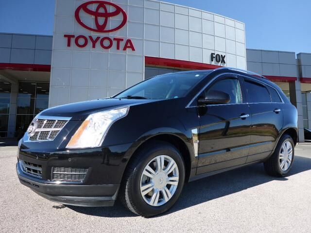2012 Cadillac Srx LUXURY COLLECTION Clinton TN
