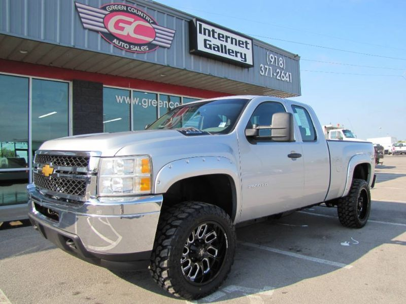 2012 Chevrolet 2500HD 4x4 Work Truck Collinsville OK