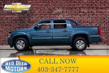 2012_Chevrolet_Avalanche_4X4 LT_ Red Deer AB