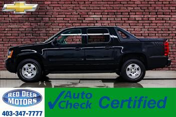 2012_Chevrolet_Avalanche_4x4 Crew Cab LT_ Red Deer AB