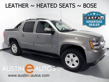 Chevrolet Avalanche LT 5.3L Vortec V8 *LEATHER, HEATED SEATS, BOSE AUDIO, ALLOYS, STEERING WHEEL CONTROLS, BLUETOOTH 2012