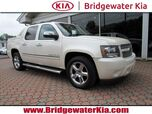 2012 Chevrolet Avalanche LTZ 4WD Crew Cab, Navigation System, Rear-View Camera, Touch-Screen Audio Display, Bose Surround Sound, Bluetooth Technology, Ventilated Leather Seats, 20-Inch Alloy Wheels,
