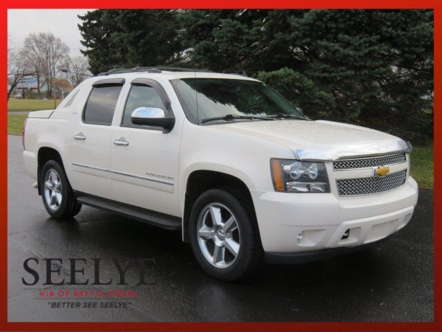 2012 Chevrolet Avalanche LTZ Battle Creek MI