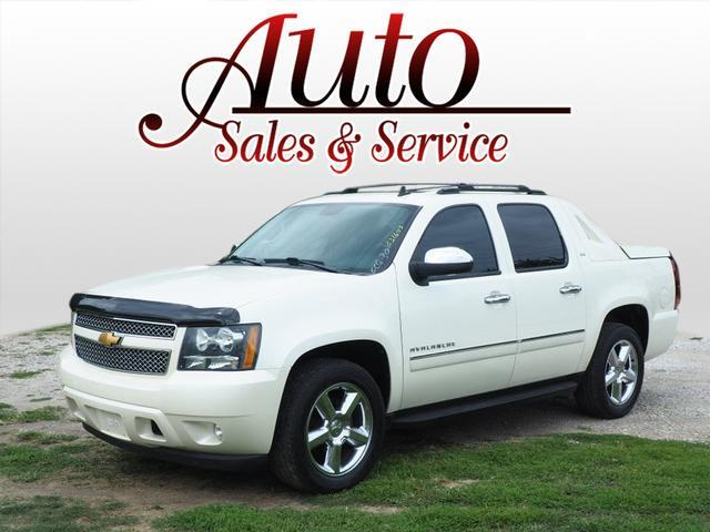 2012 Chevrolet Avalanche LTZ Indianapolis IN