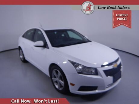 2012_Chevrolet_CRUZE_LT w/2LT_ Salt Lake City UT