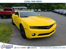 2012_Chevrolet_Camaro_1LT_ Asheboro NC
