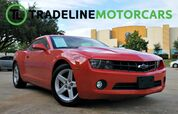 2012 Chevrolet Camaro 1LT BLUETOOTH, CRUISE CONTROL, POWER SEATS, AND MUCH MORE!!!