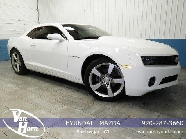 2012 Chevrolet Camaro 1LT Plymouth WI