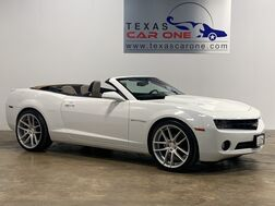 2012_Chevrolet_Camaro Convertible_LT RS PACKAGE AUTOMATIC 22 INCH ALLOY WHEELS BLUETOOTH REAR CAMERA_ Carrollton TX