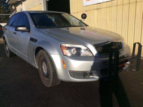 2012 Chevrolet Caprice Police Spokane WA