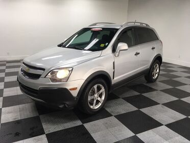 2012_Chevrolet_Captiva Sport Fleet_LS w/2LS_ Chattanooga TN