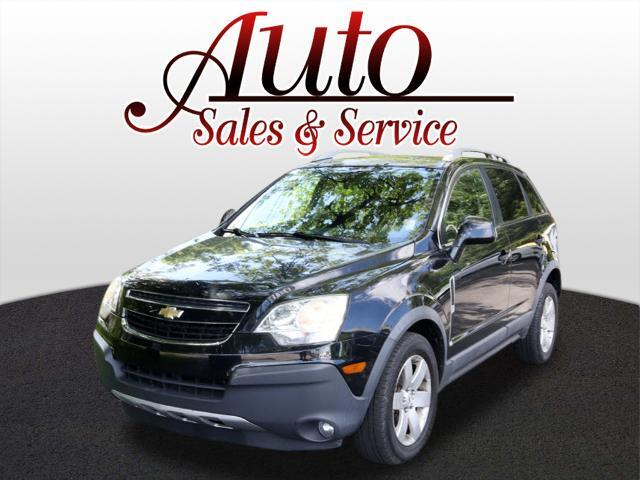 2012 Chevrolet Captiva Sport LS Indianapolis IN