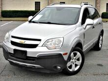 2012_Chevrolet_Captiva_w/ ROOF RACK & BLUETOOTH_ Lilburn GA