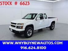 2012_Chevrolet_Colorado_~ 4x4 ~ Extended Cab ~ Only 59K Miles!_ Rocklin CA