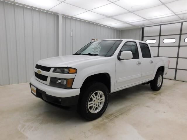 2012 Chevrolet Colorado 4WD Crew Cab LT w/1LT Manhattan KS