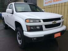 2012_Chevrolet_Colorado_4WD_ Spokane WA