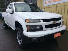 2012_Chevrolet_Colorado_4WD_ Spokane WA