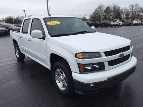 2012_Chevrolet_Colorado_LT_ Evansville IN