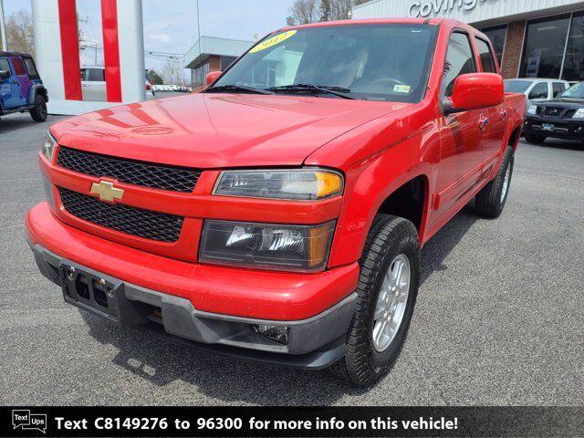 2012 Chevrolet Colorado LT w/1LT Covington VA