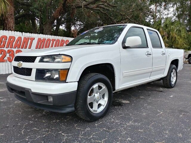 2012 Chevrolet Colorado LT w/1LT Fort Myers FL