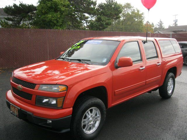 2012 Chevrolet Colorado LT w/1LT Newport OR