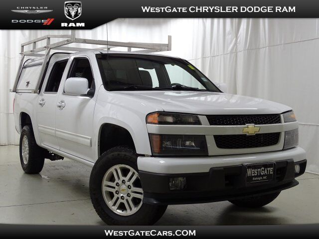 2012 Chevrolet Colorado LT w/1LT Raleigh NC