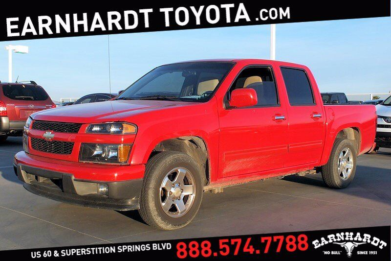 2012 Chevrolet Colorado LT w/1LT *WELL MAINTAINED!* Mesa AZ
