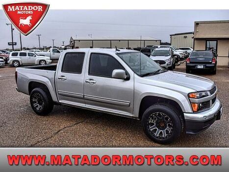 2012_Chevrolet_Colorado_LT w/1LT_ Wolfforth TX