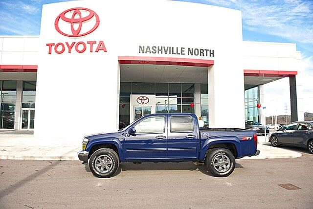 2012 Chevrolet Colorado LT w/2LT Nashville TN