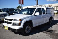Chevrolet Colorado Work Truck Ext. Cab 2WD 2012