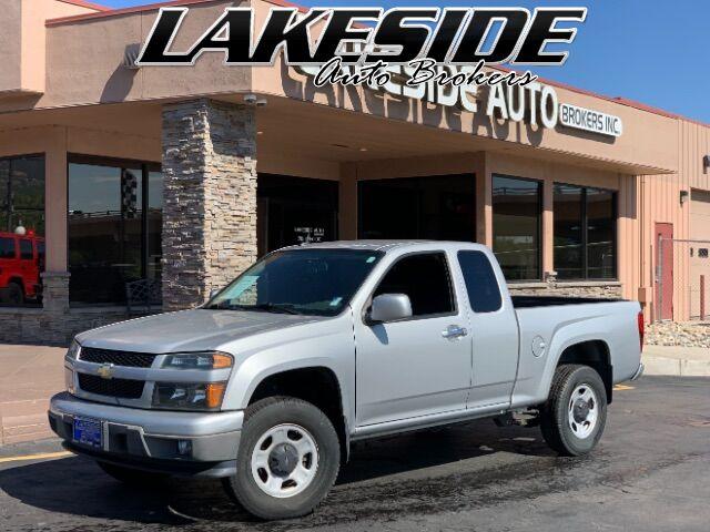 2012 Chevrolet Colorado Work Truck Ext. Cab 4WD Colorado Springs CO