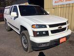 2012 Chevrolet Colorado Work Truck Ext. Cab 4WD