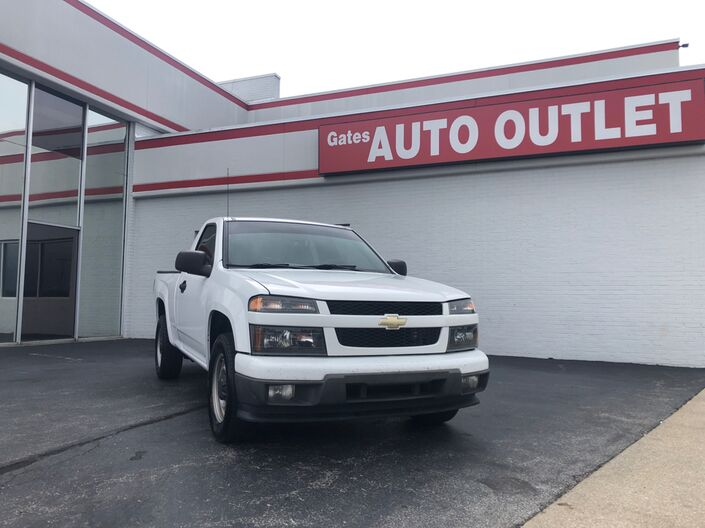 2012 Chevrolet Colorado Work Truck Richmond KY