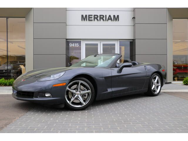 2012 Chevrolet Corvette Base Kansas City KS