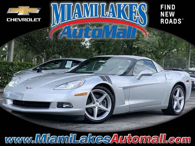 2012 Chevrolet Corvette Base Miami Lakes FL